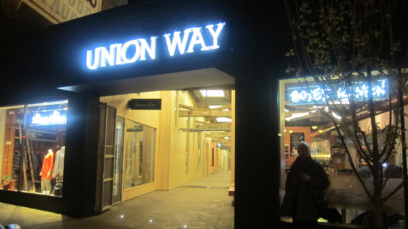 Tom Cody   Union Way