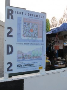 Right 2 Dream Too - solutions to homelessness