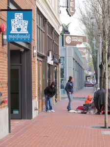 Macdonald Center - solutions to homelessness