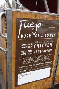 Portland Fuego Restaurant