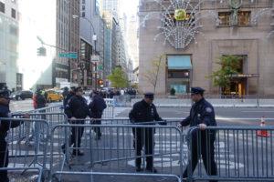 NYC 5th Avenue near Trump Tower