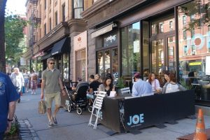 Joes coffee manhattan real estate