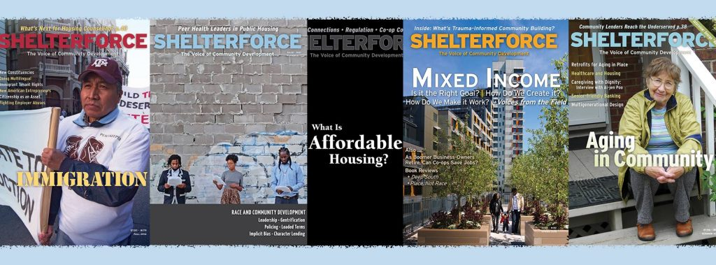 Options for Affordable Housing