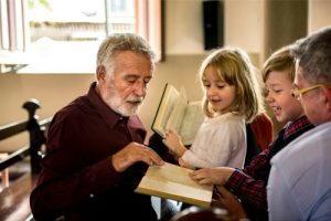 Seniors and Kids Cohousing